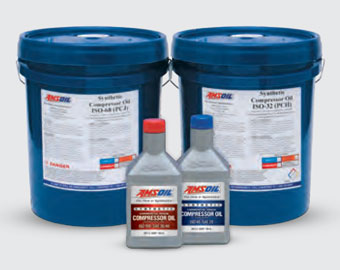 PC Series Compressor Oil (PCJ) ISO 68, SAE 30